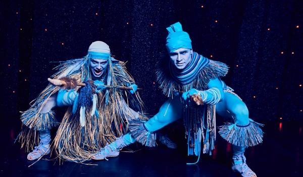 Going. | Przypadki Robinsona Crusoe - Teatr Muzyczny Roma - Scena Nova