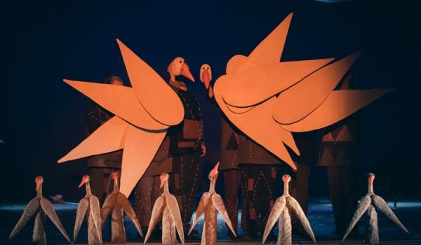 Going. | Cudowna podróż - Teatr Lalka