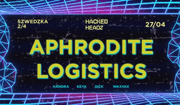 Going. | Hacked Headz pres. DJ Aphrodite & Logistics - Hala nr 10
