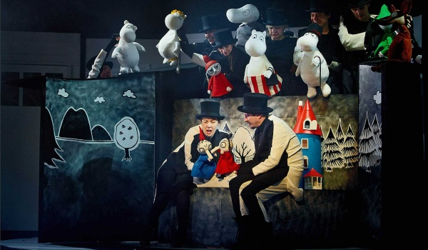 Going.   Muminki - Teatr im. H. Ch. Andersena w Lublinie