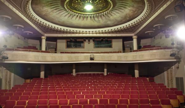 Going.   Czekamy na ciebie zarazo - Teatr im. Juliusza Osterwy w Lublinie
