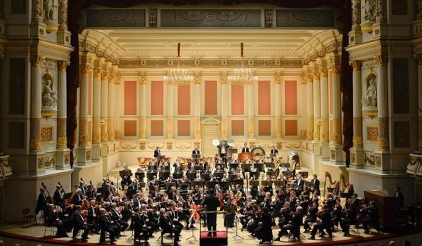 Going. | Rudolf Buchbinder / Staatskapelle Dresden - Narodowe Forum Muzyki