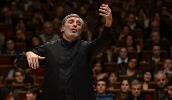 Going. | Tbilisi Symphony Orchestra - Narodowe Forum Muzyki
