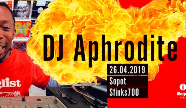 Going. | DJ Aphrodite w Sopocie - Sfinks700