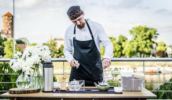 Going.   Najedzeni Fest: Herbata bez ceremonii - warsztaty herbaciane - Muzeum Sztuki i Techniki Japońskiej Manggha
