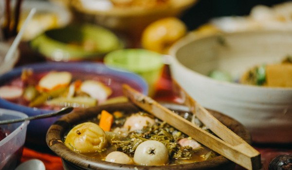 Going.   Rowerem przez jedwabny szlak. Wykład z degustacją. Festiwal kulinarny Najedzeni Fest! Asia 12 maja 2019 - Muzeum Sztuki i Techniki Japońskiej Manggha