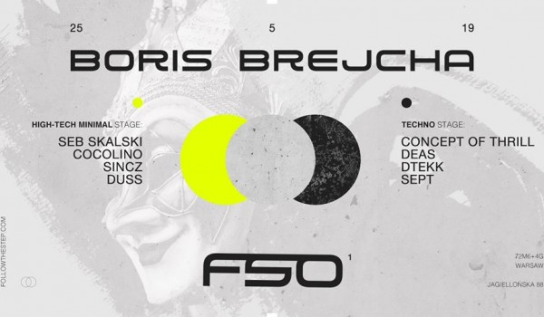 Going. | FSO1: Boris Brejcha - FSO