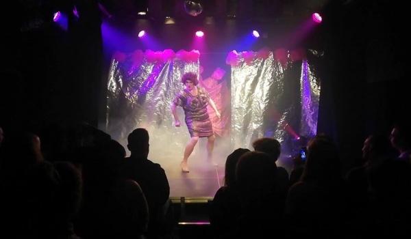 Going.   Królowe Dancingu - Rewia Drag Queen - Teatr Barakah / ArtCafe Barakah