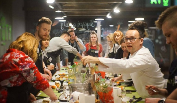 Atuty Studio Kulinarne Bialystok Going