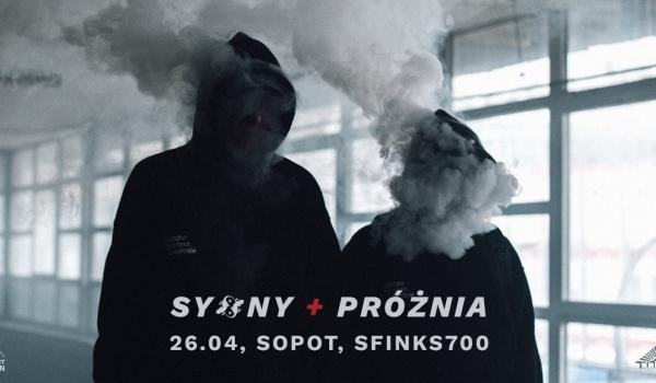 Going. | SYNY + Próżnia w Trójmieście | Sfinks700 - Sfinks700