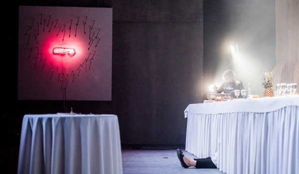 Going.   Miłosna wojna stulecia - Teatr Łaźnia Nowa
