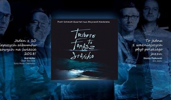 Going. | Tribute to Tomasz Stańko | Piotr Schmidt Quartet - BARdzo bardzo