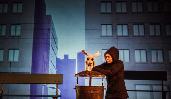 Going. | Miłoś, czyli nie bój się łosiu - Teatr Guliwer