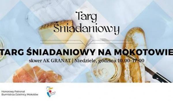 Going. | Targ Śniadaniowy na Mokotowie - Skwer AK Granat