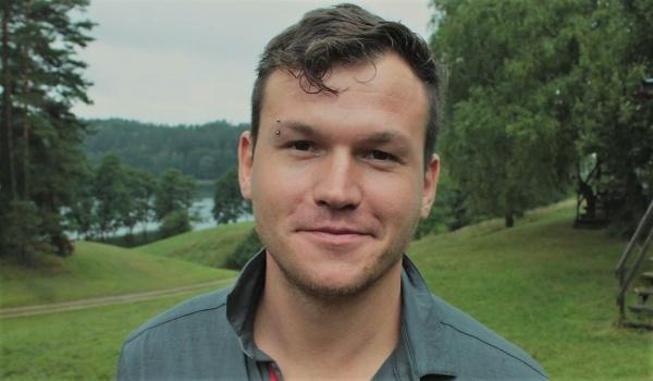 Going. | Piotr z aktorem feat. Oskar Hamerski - Klub Komediowy