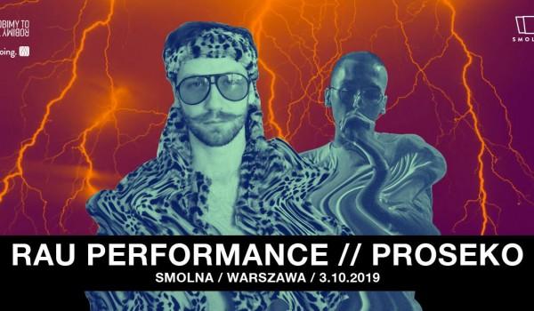 Going. | Rau i Proseko / Warszawa - Smolna