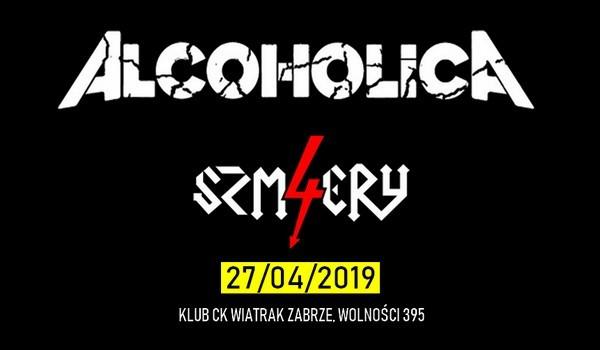 Going.   ALCOHOLICA + 4 SZMERY - Klub CK Wiatrak