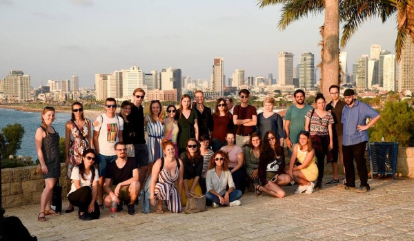 Going. | Polish-Israeli Youth Exchange (PIYE) 2019 - Muzeum Historii Żydów Polskich POLIN
