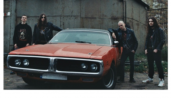 Going. | Death Bleeds Metal: The Light Shalt Be Ungiven Release Party - Protokultura - Klub Sztuki Alternatywnej
