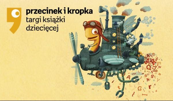 Targi Książki Dziecięcej Przecinek i Kropka