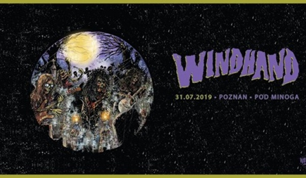 Going. | Windhand - Klub Pod Minogą
