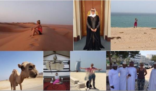 Going.   Dubaj i Oman – o ludziach, ich życiu, kulturze i islamie - Południk Zero