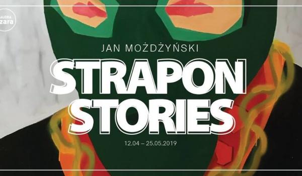 Going. | Jan Możdżyński: Strapon Stories - finisaż - Galeria Szara