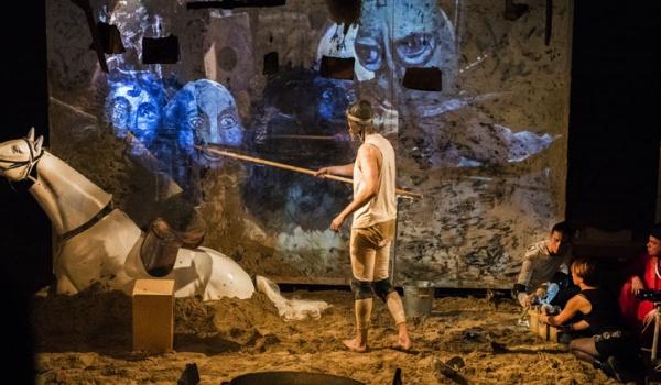 Going. | Don Kichot - Teatr Lalki i Aktora Pinokio w Łodzi