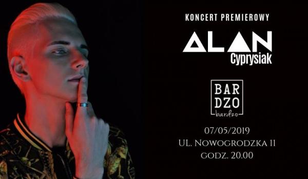 Going.   Alan Cyprysiak - Koncert Premierowy   BARdzo Bardzo - BARdzo bardzo