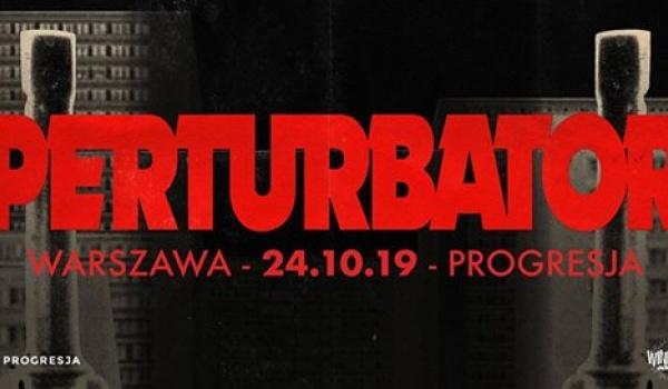 Going. | Perturbator | Warszawa - Progresja