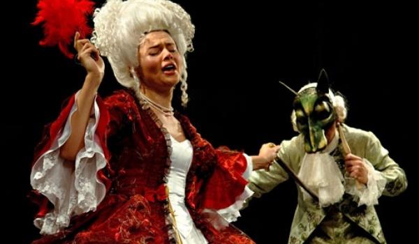 Going. | Czerwony Kapturek - Teatr Guliwer