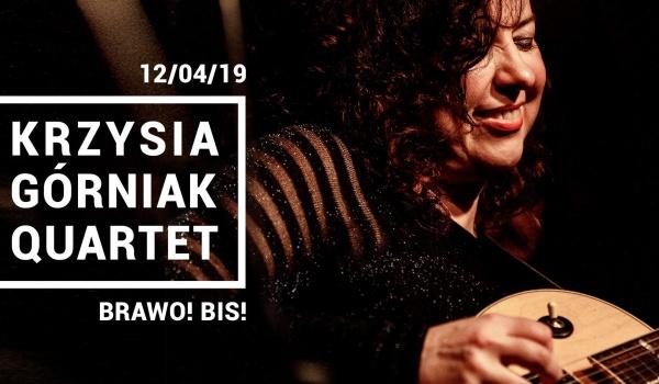 Going. | Krzysia Górniak Quartet - Brawo Bis!