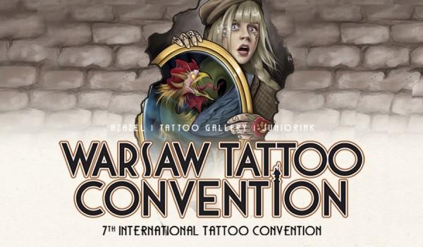 Going. | Warsaw Tattoo Convention 2019 - Stadion Miejski Legii Warszawa