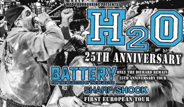 Going. | H2O & Battery | Warszawa - Hydrozagadka