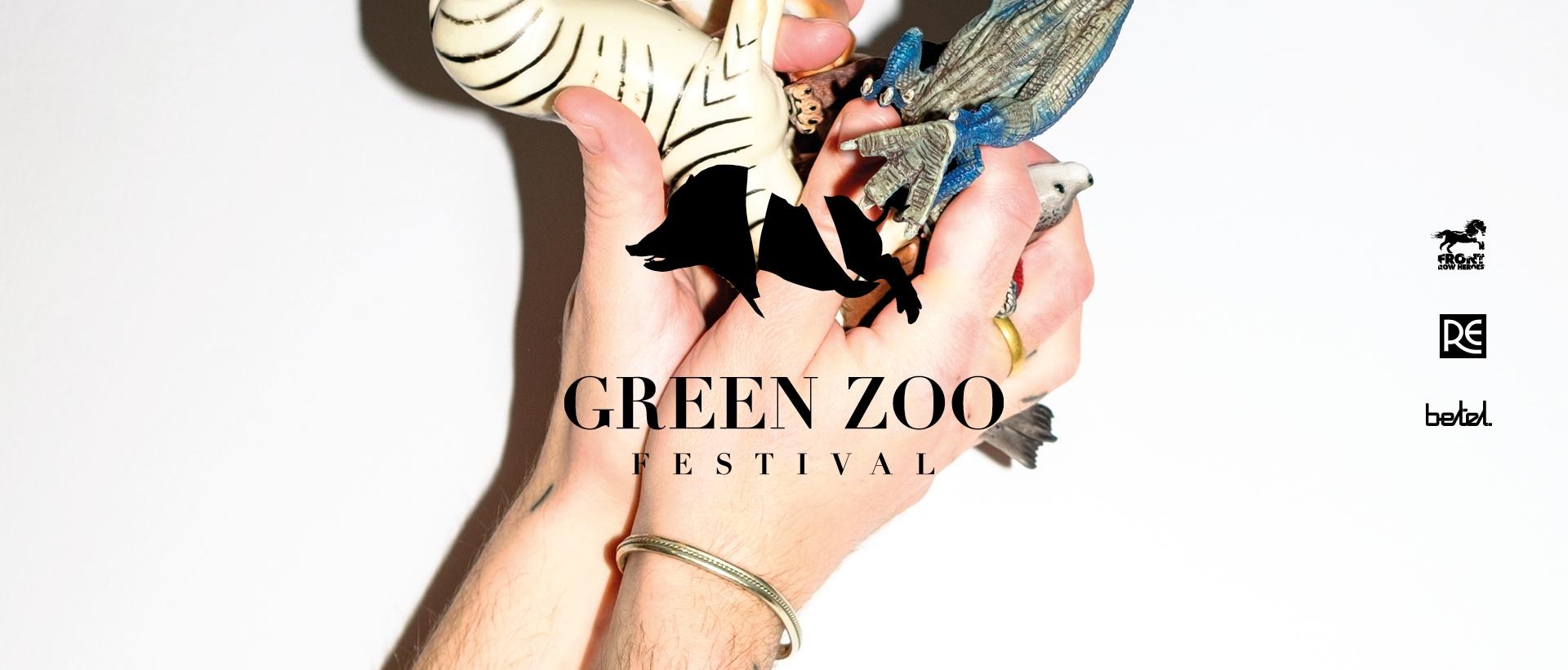 Going.   Green ZOO Festival 2019