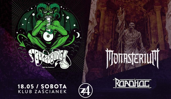 Going. | Belzebong / Monasterium / Roadhog - Klub Zaścianek