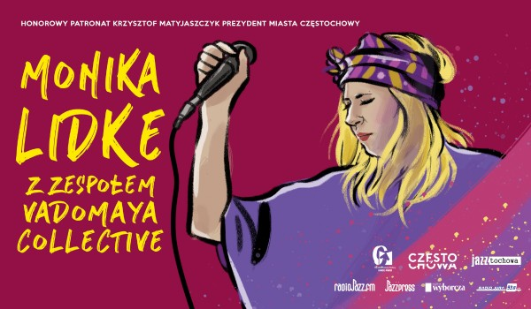 Going. | JAZZtochowa - Monika Lidke z zespołem - OPK Gaude Mater