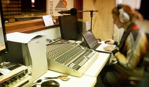 Going. | Realizacja dźwięku w Radio Pryzmat - Staromiejskie Centrum Kultury Młodzieży