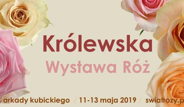 Going. | Królewska Wystawa Róż - Zamek Królewski
