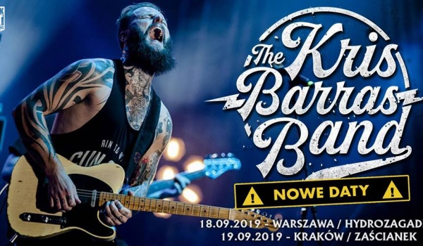 Going. | Kris Barras Band - Hydrozagadka