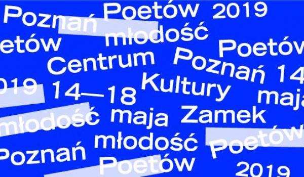 Going. | Festiwal Poznań Poetów - Centrum Kultury ZAMEK w Poznaniu