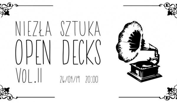 Going. | Niezła Sztuka Open Decks Vol. 11 - Niezła Sztuka