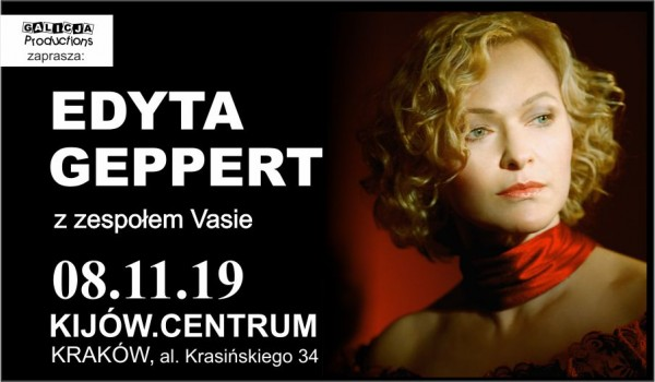 Going. | Edyta Geppert z zespołem Vasie - Kino Kijów.Centrum