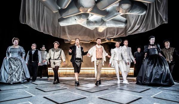 Going.   Weekend z Szekspirem - Teatr im. Juliusza Osterwy w Lublinie