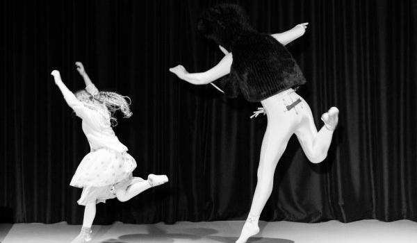 Going. | Mały Teatr Tańca: Ja przyjaciel - 13 muz