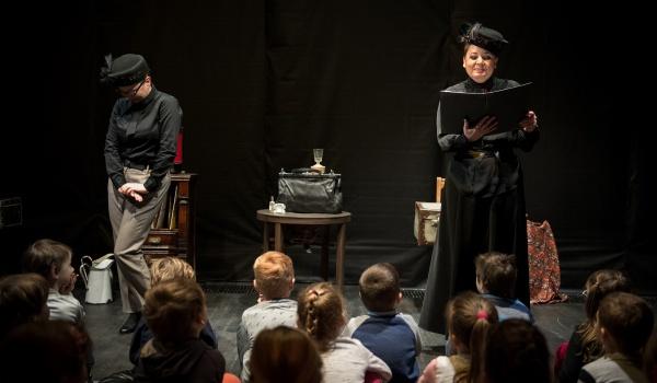 Going. | Draka - Teatr Małego Widza