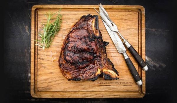 Going. | Warsztaty: Sztuka mięsa - steki - Book&Cook