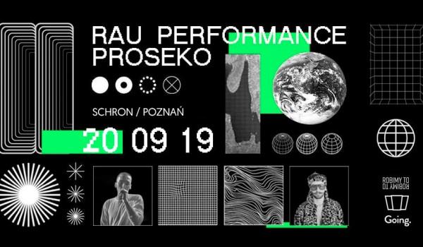 Going. | Rau i Proseko / Poznań [ODWOŁANY] - Schron
