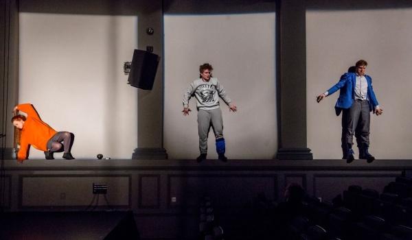 Going. | Staś i Zła Noga - Teatr Śląski im. Stanisława Wyspiańskiego - Duża Scena