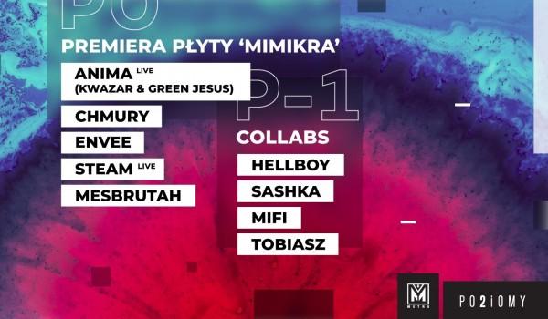 Going. | Premiera płyty Mimikra - VA #3 Trofika Records | Collabs - Poziomy